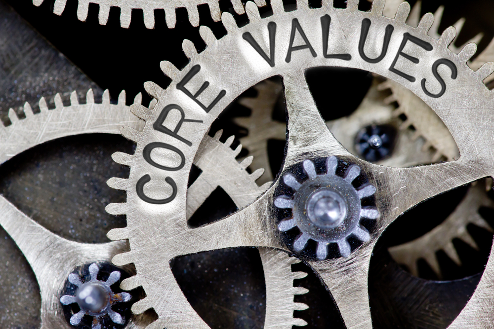 How to use core values as a tool for better decisions