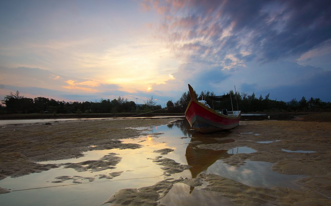 12 Leadership Lessons from Low Tides and Crisis